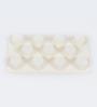 Ghidini Traditional White Silicone Muffin Pan