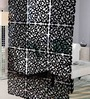 Ginuwine Room Divider in Black by Bohemiana