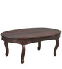Giza Center Table with Walnut Finish by @home