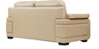 Gloria Two Seater Sofa in Beige Colour by Home City
