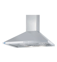 Glen Stainless Steel 23.62 Inch Hood Chimney (Model No: 6054) - 1454537