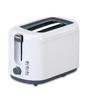Glen Gl 3019 Pop Up Toaster- White