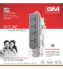 GM Spike Shield 4+1 Extension Socket