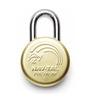 Godrej Locking Solutions Premium Deluxe Navtal Brass Padlock