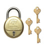 Godrej Locking Solutions Navtal Padlock Brass Padlock