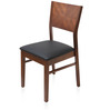 Godwin Dining Chair in Brown Colour by @ Home