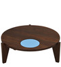 Gotham Center Table Gotham in Blue Colour by @home