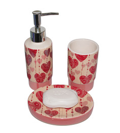 Gran GN3BS4 Ceramic 3 PC BATH SET