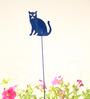 Green Gardenia GI metal Plant poker-CAT-Blue