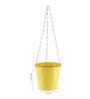 Green Girgit Yellow Hanging Bucket