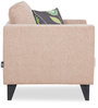 Greenwich One Seater Sofa in Beige Colour by Urban Living