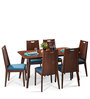 Griffin Six Seater Dining Set by Durian