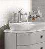 Grohe Essence Brass Chrome Basin Faucet