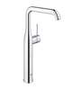 Grohe Essence Silver Brass Extra High Spout Basin Faucet