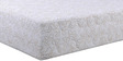 Guardian 8 Inch Thick King-Size Memory Foam Pocket Spring Mattress by Springtek