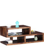 Madison Solid Wood Coffee Table in Provincial Teak Finish by Woodsworth