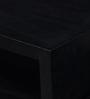 Madison Solid Wood Coffee Table in Espresso Walnut Finish by Woodsworth