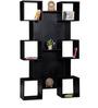 Fairmont Display Unit in Espresso Walnut Finish by Woodsworth