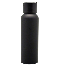 H2Go Omada Black Stainless Steel 750 ML Flip Lid Drinking Bottle