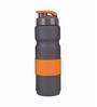 H2Go Omada Omada Grey Stainless Steel 450 ML Bottle