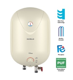 Havells Puro Turbo Storage Geyser 25 Ltr