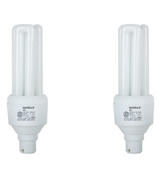 Havells White 20W CFL Light - Set of 2