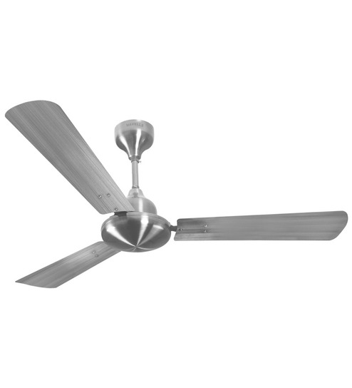 Flat 25% Off On Havells Fans By Pepperfry | Havells Orion Brushed Nickel 1200 mm White Fan @ Rs.4,049