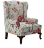 Hamilton Wing Chair by ARRA