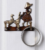 Casanova Eclectic Key Holder in Multicolour by Bohemiana