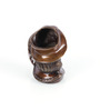 Handecor Brown Brass Shakespeare Pen Holder