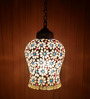 Handicraft Kottage Antique Floral Pendant