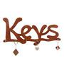 Safal Quartz Brown Wood Hanging Key Holder