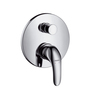 Hansgrohe Silver Brass Mixer (Model: Parag18-31744000)