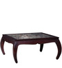 Hardinge Coffee Table in Rose Wood Finish by Amberville