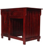 Dursley Study & Laptop Table in Passion Mahagony Finish by Amberville