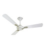 Havells Leganza 3B 1200 mm White Silver Fan
