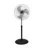 Havells V3 Gray and Black Pedestal Fan - 17.71 inch