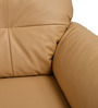 Hawaii One Seater Sofa in Beige Colour by @home