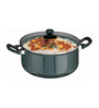 Hawkins Futura Non Stick Cook n Serve 5000 ML Stew Pot with Glass Lid
