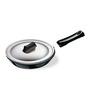 Hawkins Futura Hard Anodized Frying Pan with Steel Lid