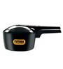 Hawkins Futura Black Aluminium 2 L Pressure Cooker