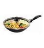 Hawkins Futura Aluminium 2 L Stir Fry Pan with Glass Lid