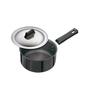 Hawkins Stainless Steel 2.25 L Hard Anodised Saucepan with Lid