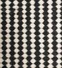 San Juan Carpet in Black and White by CasaCraft