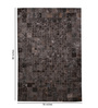 HDP Cola Brown Leather 72 x 48 Inch Hand Made Carpet
