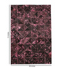 HDP Cola Pink Leather 72 x 48 Inch Hand Made Carpet