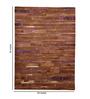 Smythe Carpet in Purple by Amberville