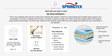Healthpaedic 5 Inch Thick Mattress by Springtek Ortho Coir