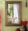 Bromley Decorative Mirrors in Gold by Amberville