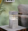 Height of Designs Multicolour Iron Table Lamp